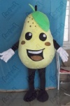 pear mascot costumes fruit party